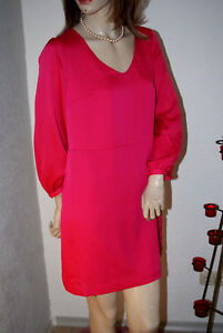 Feines-seidiges-Kleid-H-amp-M-CONSCIOUS-COLLECTION-pink-nw-38