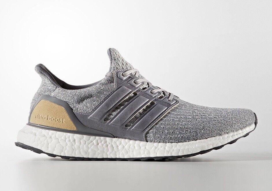 the best attitude e641f 63244 Adidas ultraboost bb1092 10 3.0 Ltd Ltd Ltd gris tan Khaki gamuza jaula  impulsar nuevos zapatos