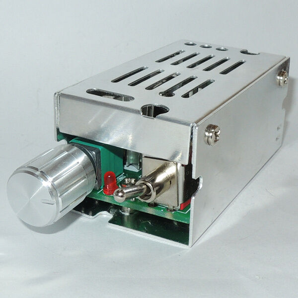 DC 12V-40V Motor speed Controller with Normal-Reverse Transfer Switch