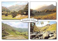 BR91129 langdale valley  uk
