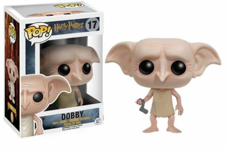 (Box Not Mint) Harry Potter Dobby Funko Pop! Vinyl Figure #17