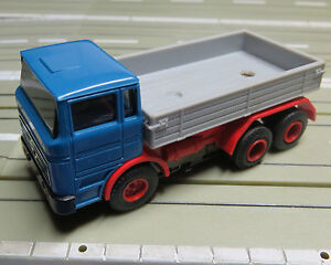 Faller AMS Mercedes LKW with Zinc gearbox