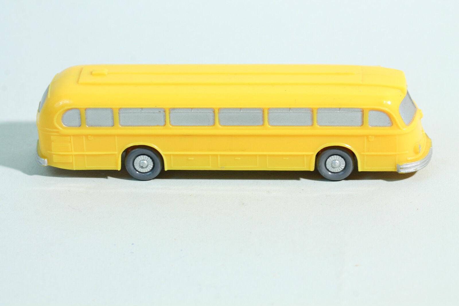 227 type 1 a Wiking Mercedes O 6600 1953 - 1960 Jaune