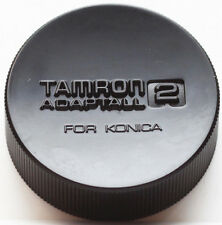 Tamron Adaptall 2 SP Rear Lens Cap For Konica AR Mount Lenses