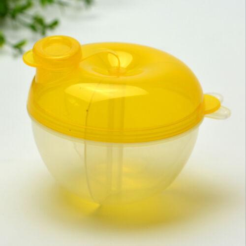Portable Baby Infant Milk Powder Formula Dispenser Container Storage Feeding Box
