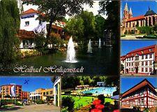 Heilbad Heiligenstadt , Ansichtskarte,  gelaufen