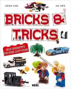 Bricks und Tricks LEGO Bauanleitungen Teileliste Ideen Tipps Buch Ratgeber Book