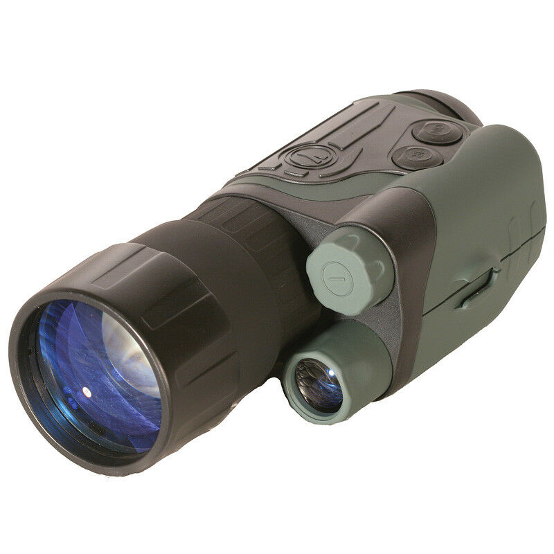 Yukon Advanced Optics NVMT Spartan 4x50 Night Vision Monocular Lowlight Scope