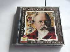 Engelbert Humperdinck Bamberger Symphoniker Musique De Contes De Fees CD