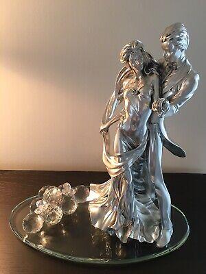 Feng Shui Bride/& Groom Wedding Couple Statue Figurine Marriage Luck Wedding Gift