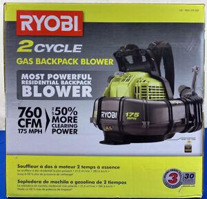 Ryobi 2 cycle Gas Backpack Blower RY38BP NEW