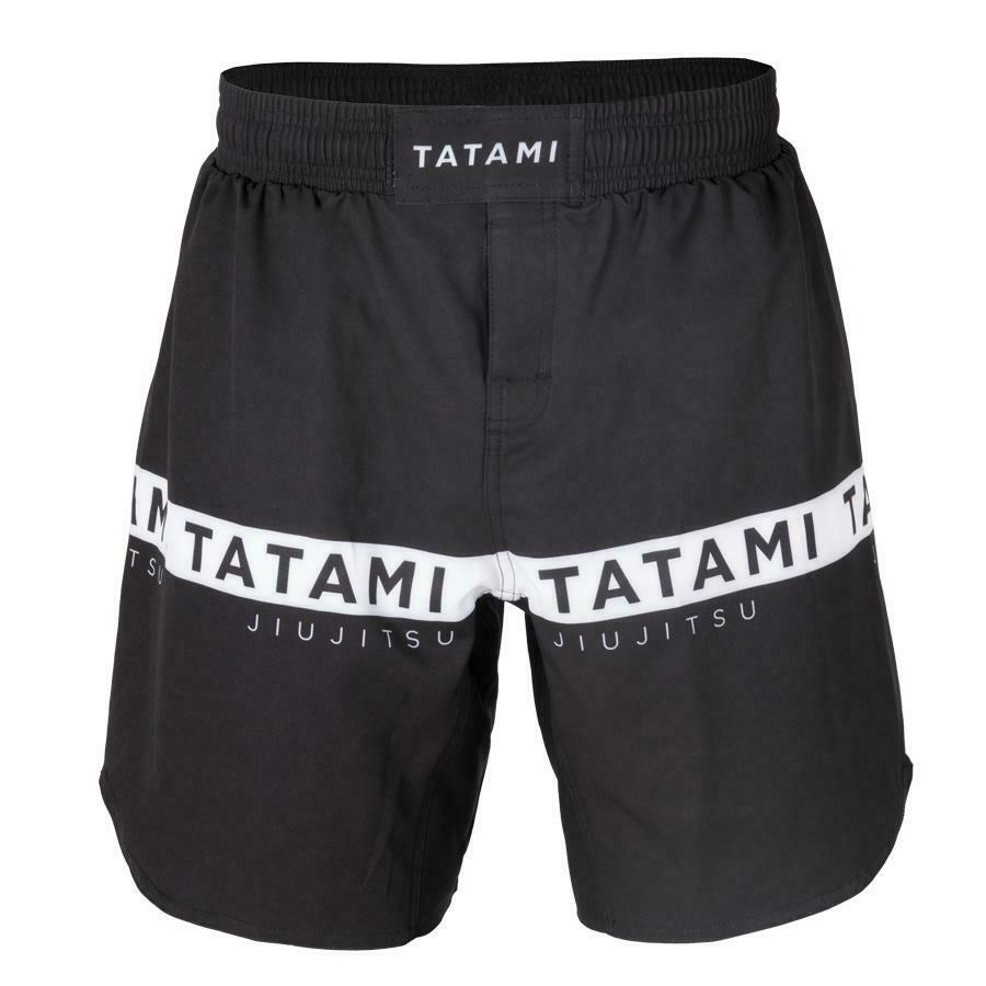 Tatami Originale Grapple Fit Pantaloncini Nero Ju Jitsu No Gi Gi Gi da Gara 704