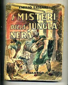 Emilio-Salgari-I-MISTERI-DELLA-JUNGLA-NERA-Viglongo-Libro-SF