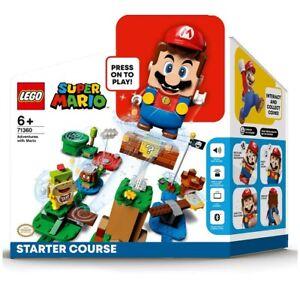LEGO-Super-Mario-71360-Abenteuer-mit-Mario-VORVERKAUF