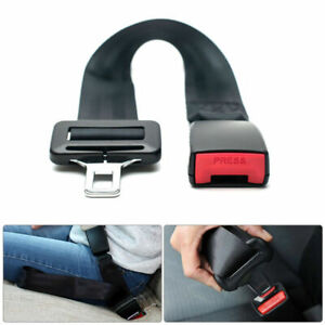 Universal-Ajustable-Asiento-de-Coche-Cinturon-Extension-Extender-Correa-Hebilla-De-Seguridad-Clip