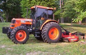 kubota m6800 m6800s m8200 m9000 tractors workshop manual pdf rh ebay co uk