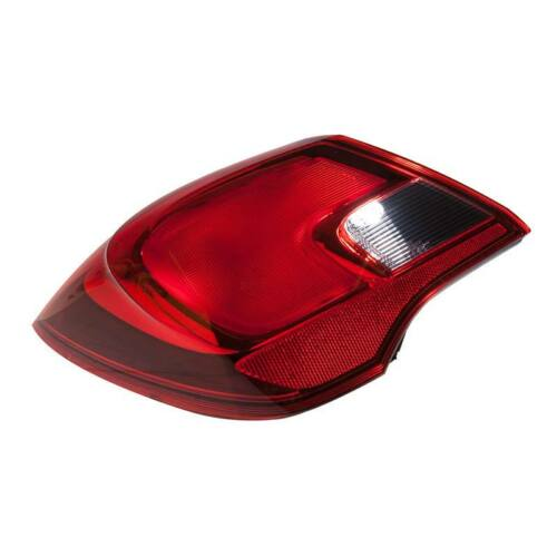 OE Quality LLL352 Outer Left Passenger Side NS Rear Light Lamp Vauxhall Corsa