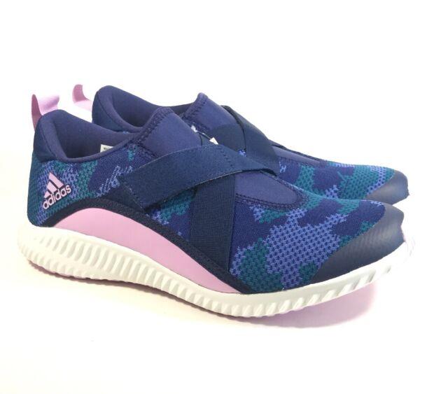 Shop adidas Kinder' Fortarun Running Shoe Online Purple