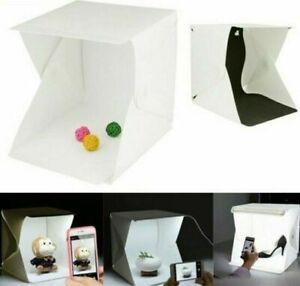 Geschickt Led Fotostudio Ministudio Lichtwürfel Lichtzelt Photo Box Lichtkasten Tragbar Cy Foto & Camcorder Fotostudio-zubehör