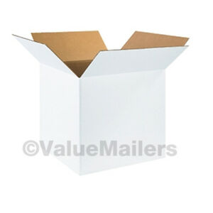 25-NEW-16x16x16-White-Packing-Shipping-Boxes-Cartons