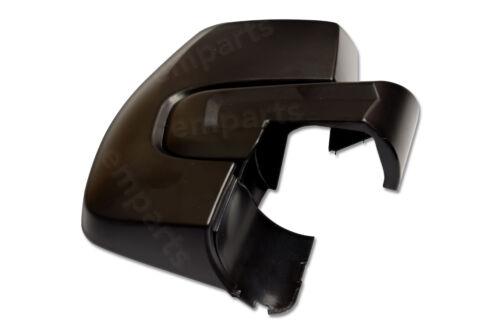 Ford Transit Tourneo Door Wing Mirror Back Black Trim Cover Right O//S 2012  2018