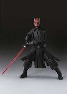 """6/"""" S.H.Figuarts SHF STAR WARS Darth Maul Action Figure Toy Collection Gift"""