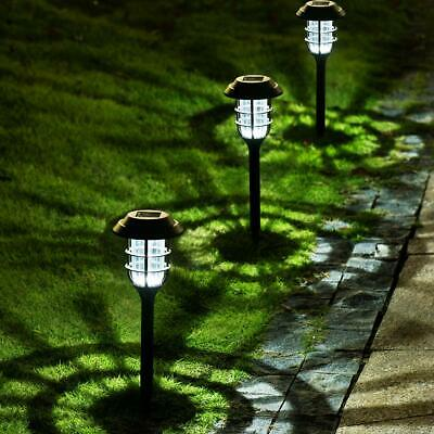 Naturally Solar Large Pathway Lights 8-pack