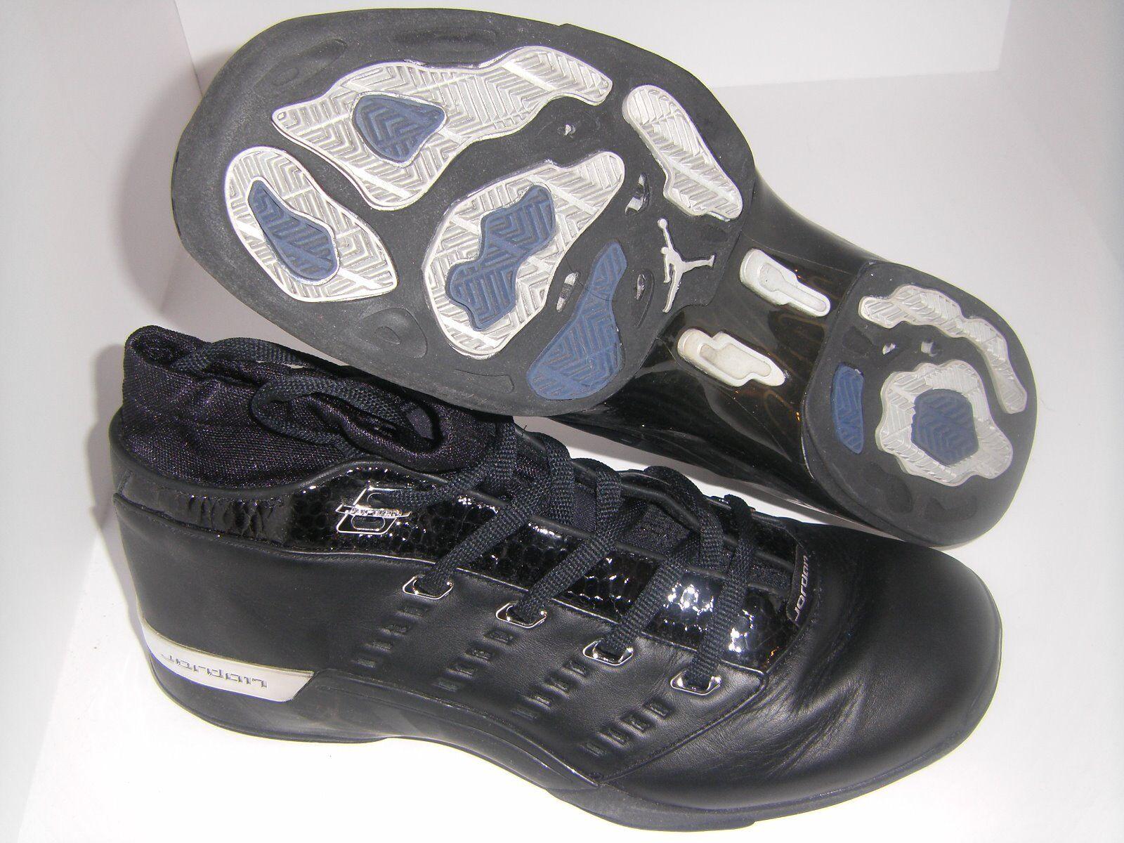 Pre-owned eccellente scarpe delle nike air jordan xvii 17 basket scarpe eccellente uomini sz 13 aa3450
