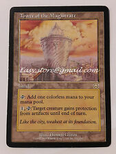 TORRE DEL MAGISTRATO - TOWER OF THE MAGISTRATE ENG EX - - MTG MAGIC