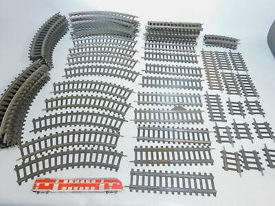 Amichevole By725-4#75x Fleischmann Soglia Cartone Scala 0 Gleis Hobbista/2 Scelta Estremamente Efficiente Nel Preservare Il Calore