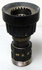 Pok Turbokador Nozzle Fire Hose Fitting 30 125 Gpm