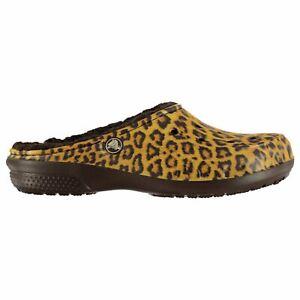 36b5bd132 Crocs Womens Freesail Graphic Print Clogs Cloggs Slip On Breathable ...