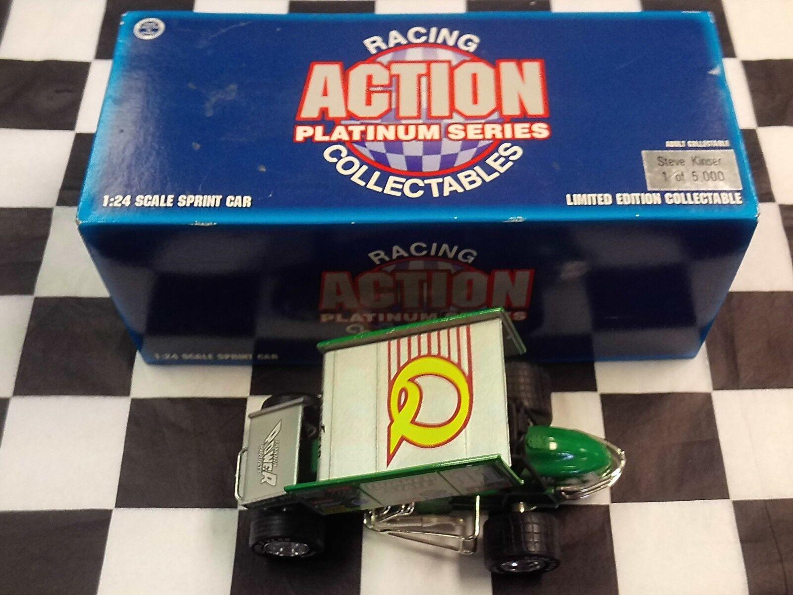 Steve KINSER  11 Quaker State  1996 Sprint voiture Extreme Action nouveau IN BOX 1 24 1 de 5,000  boutique en ligne