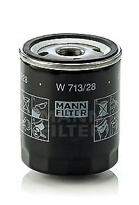 Renault Master I Mk I 1989-1998 Mann Oil Filter Engine Filtration Replacement
