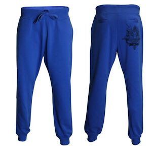 JUST-CAVALLI-MEN-039-S-BEACHWEAR-JOGGERS-TROUSERS-PANTS-E4N0C0120-39215-BLUE
