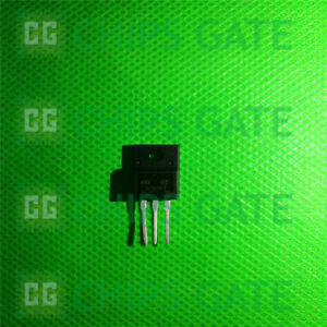 6pcs stf6n65k3 MOSFET Power N-CH 650v 5.4a ST