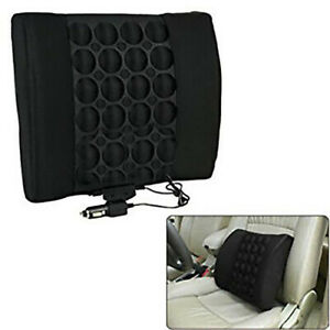 Car Van Seat Lumbar Lumber Back Support Cushion Ergonomic ...