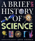 A Brief History of Science by Orion Publishing Co (Hardback, 1998)