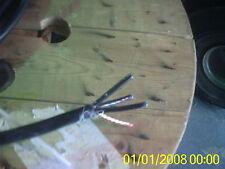 1 FOOT +  6/4 GAUGE ELECTRICAL WIRE CABLE E64067 600 VOLT BELDON