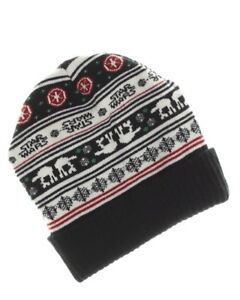 fc98b6b9f Details about *NEW Boys Disney Star Wars Rebel Alliance Knit Beanie Winter  Hat Ski Cap O/S