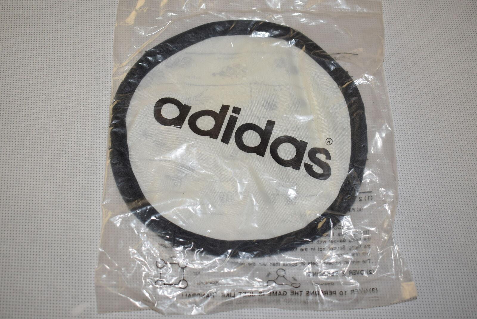 Adidas Frisbee Flying Saucer Sports Vintage Deadstock VTG 80er 90er 80s 90s NEW-show original title