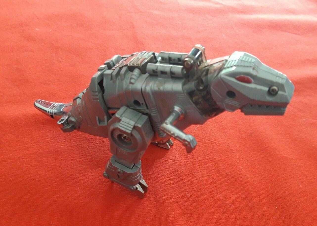 Transformers Dinobot Riders G1 Autobots Figura Plástico Hasbro 1985 Vintage Raro
