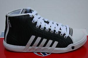 K-Swiss-Moulton-Mid-Chaussures-Femme-40-Baskets-Montantes-Tennis-Fille-UK6-5-New