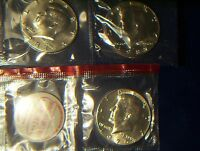 COMPLETE BU KENNEDY HALF DOLLAR COLLECTION!!! 1970D TO 1979P&D MINTS! 17 COINS!!