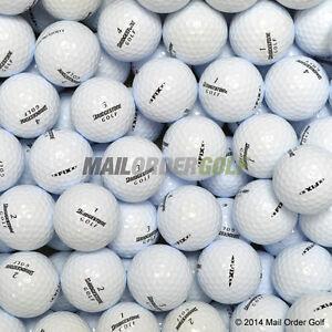 24-Bridgestone-Fix-Golf-Balls-Pearl-A-Grade-White-Lakeballs-Lake-Free-UK-D