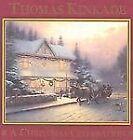 A Christmas Celebration by Thomas Kinkade (2003, Hardcover)