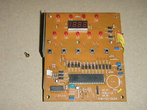 mk home bakery bread maker machine control panel with pcb hb 12w ebayimage is loading mk home bakery bread maker machine control panel