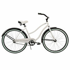 26 In Huffy Ladies Cranbrook Cruiser Bike White