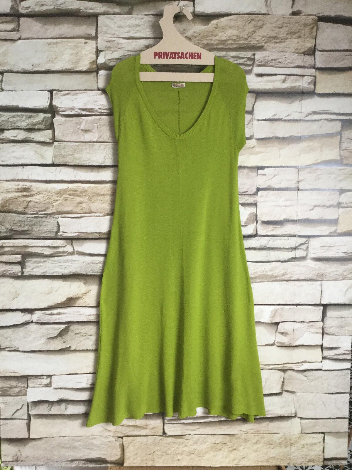 Cocon merz PRIVATSACHEN DERBUNT Kleid aus Baumwolle in in in maigrün Gr. 2 c49466
