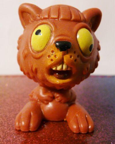 The Ugglys Series 1 #49 HORRID HAMSTER Brown Mint OOP